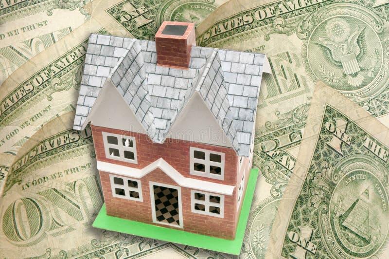 Концепция продаж свойства недвижимости стоковая фотография
