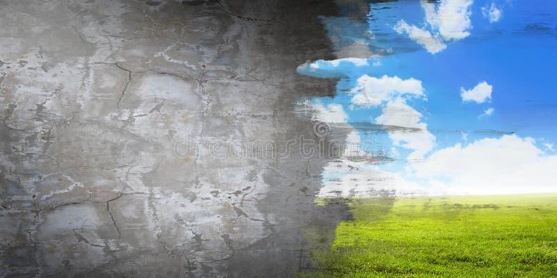 Download Концепция реновации стоковое фото. изображение насчитывающей цвет - 41650616
