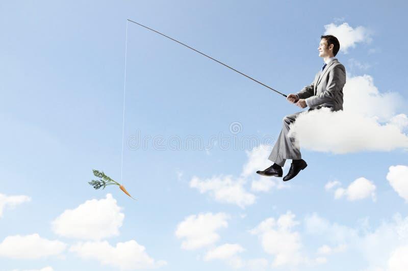 Download Концепция рыбной ловли стоковое фото. изображение насчитывающей bluets - 41650268