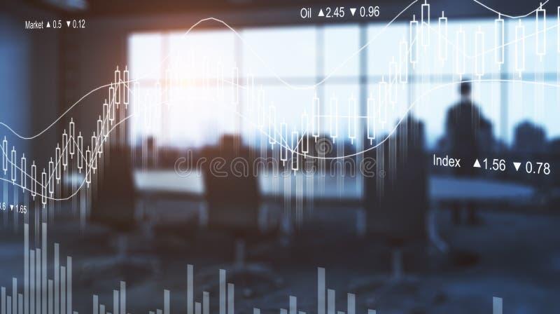 Концепция рынка стоковое изображение rf