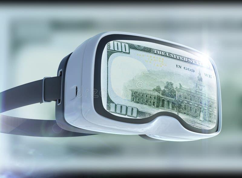 Концепция стекел, дела, технологии, интернета и сети виртуальной реальности стоковые фото