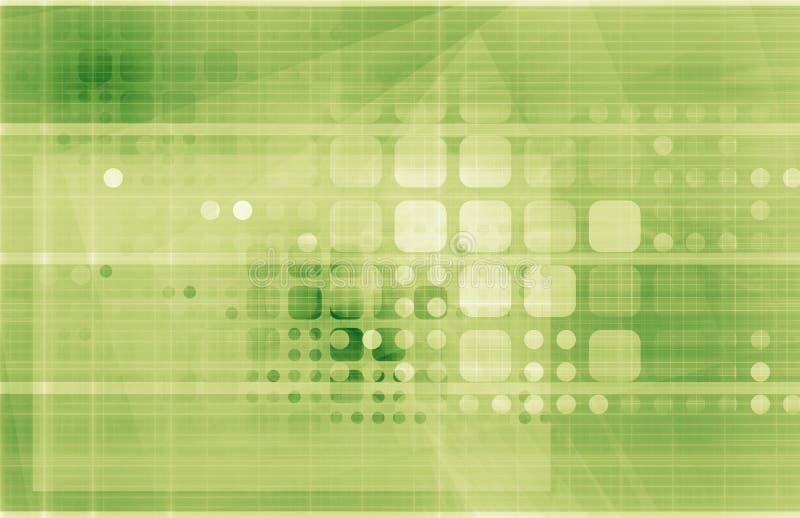 Концепция технологии бесплатная иллюстрация