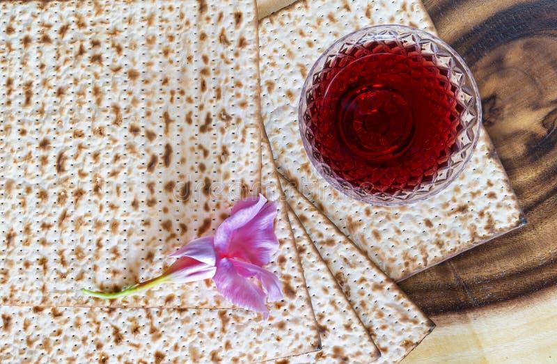 Концепция торжества Pesah еврейского праздника еврейской пасхи стоковые фото