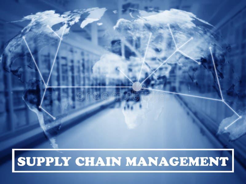 Концепция управления схемы поставок