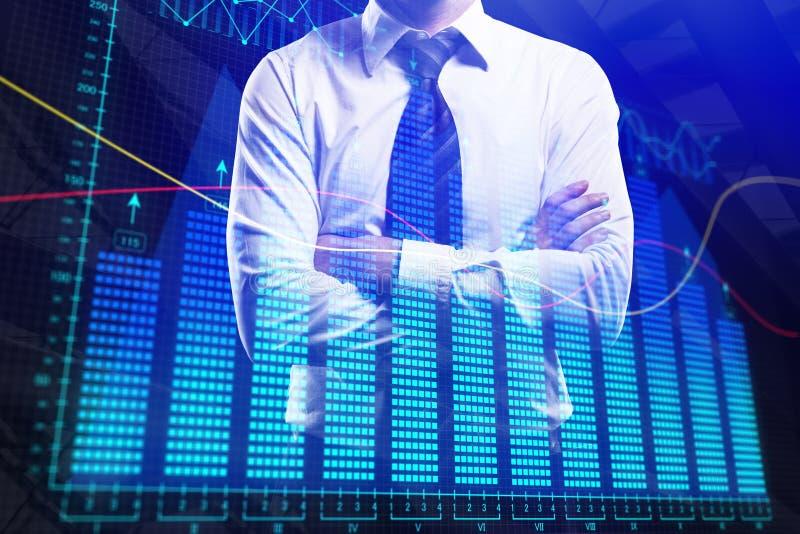 Концепция финансов и аналитика стоковые изображения rf