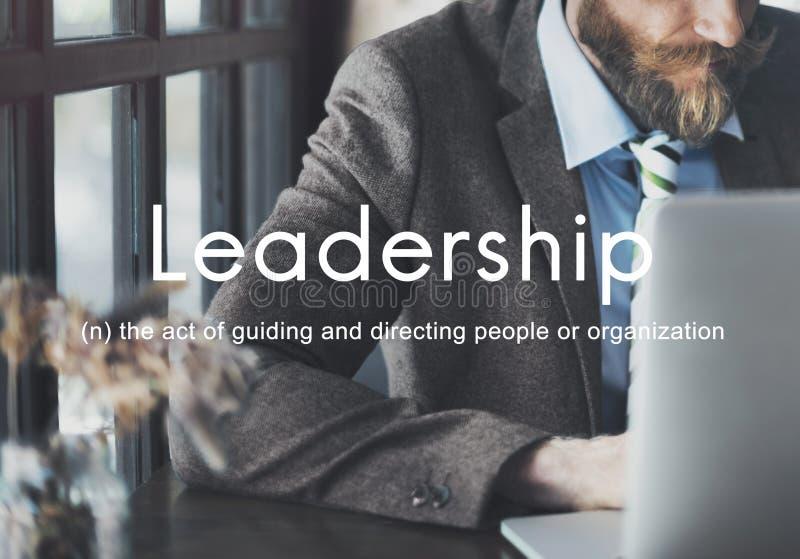 Концепция целостности поддержки руководства руководства направляя стоковые фото