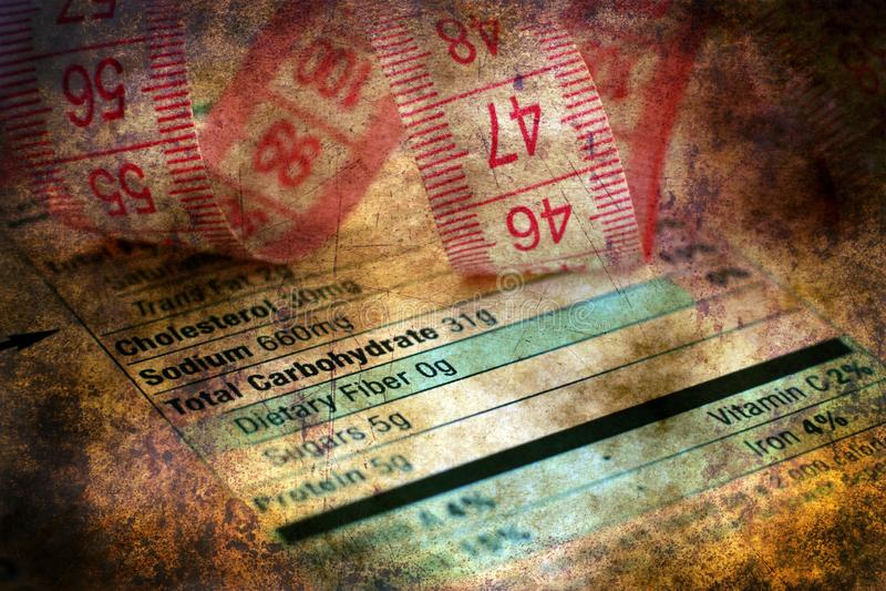 Концепция grunge фактов питания стоковое изображение rf