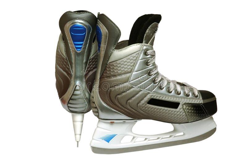 коньки хоккея стоковое изображение