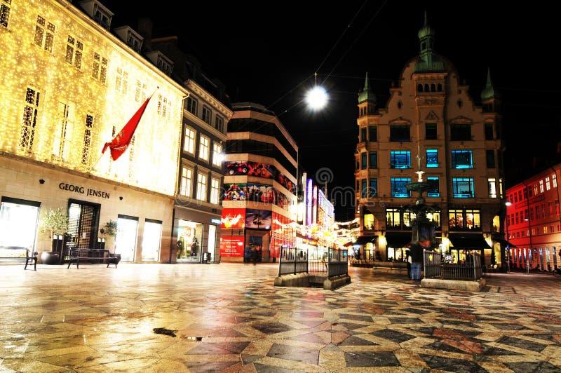Копенгаген, Дания стоковая фотография