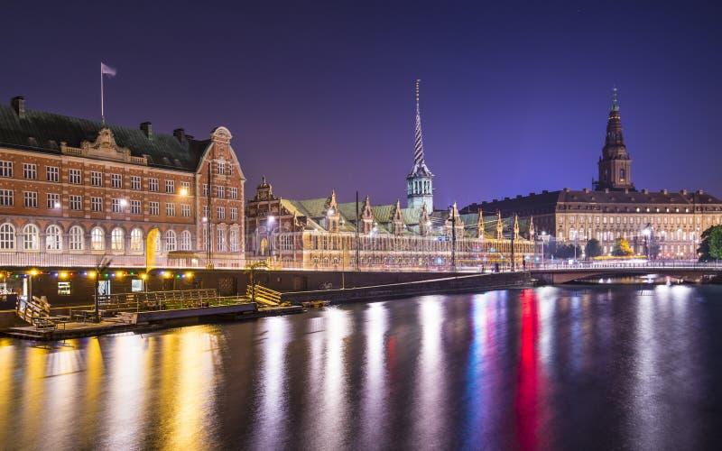 Копенгаген Дания стоковое фото