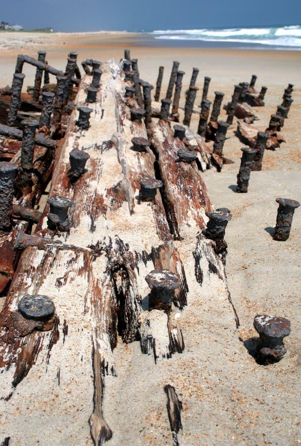 кораблекрушение остаток стоковые фотографии rf