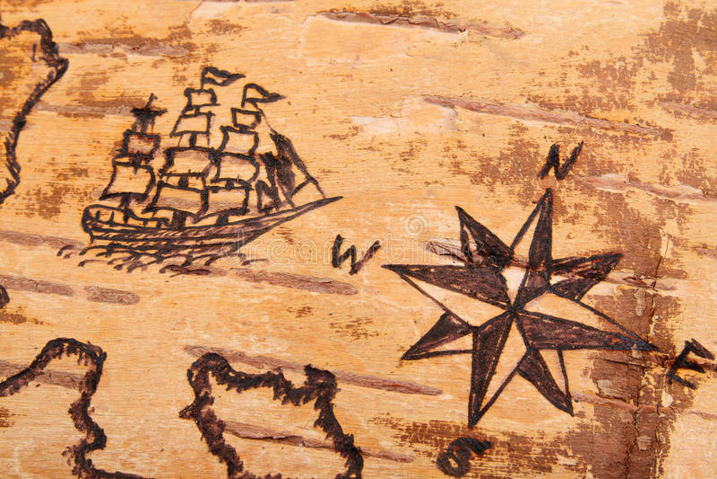 корабли заказа диаграммы древностей бесплатная иллюстрация