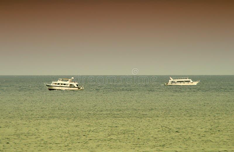 корабли моря стоковые фотографии rf