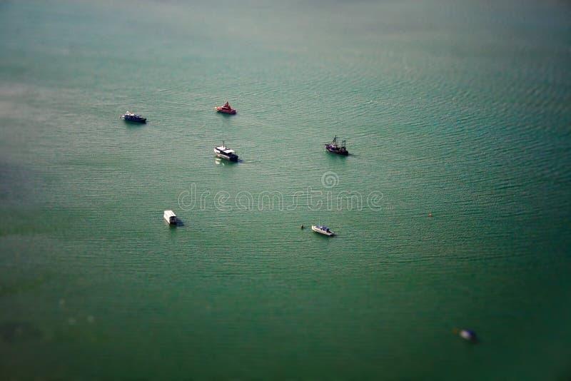 корабли стоковое изображение rf