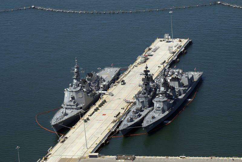 корабли diego военноморские san стоковая фотография rf