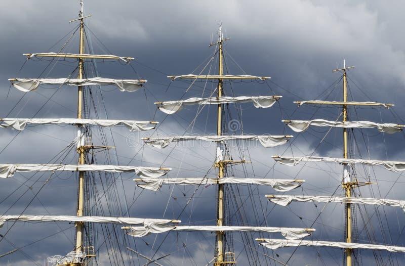 корабль высокорослый стоковые фотографии rf