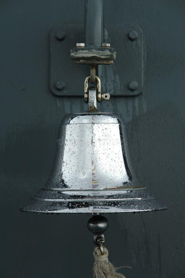 корабль колокола стоковое фото