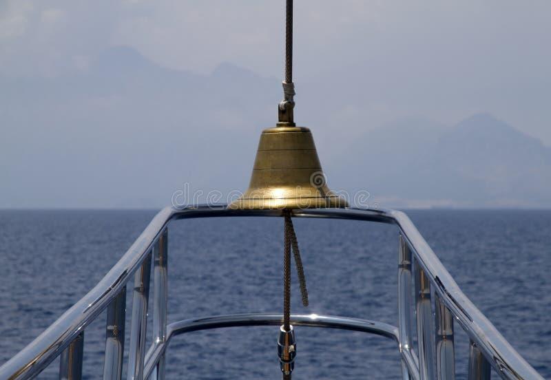 Корабль колокол стоковые изображения