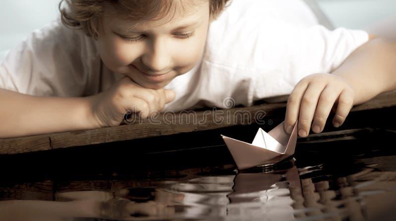 Корабль лист стоковая фотография