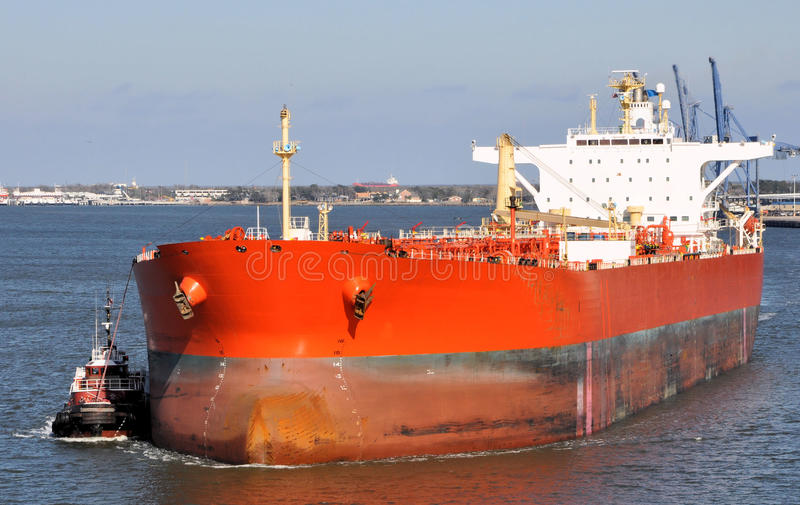 корабль масла стоковые фотографии rf
