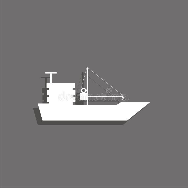 корабль порта hamburg груза деятельностей Белое iconÑŽ вектора иллюстрация тематической природы на специфической предпосылке бесплатная иллюстрация