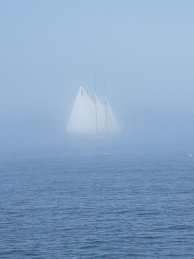 Корабль 2 призрака стоковая фотография