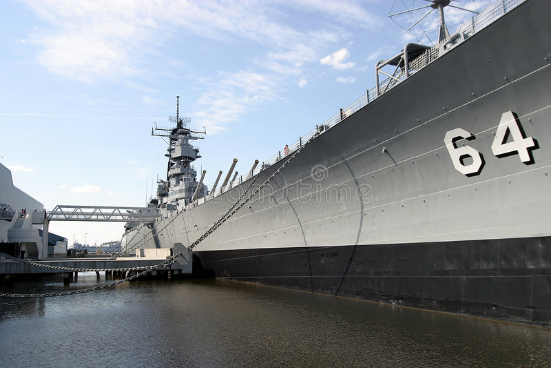 корабль 64 стоковая фотография rf
