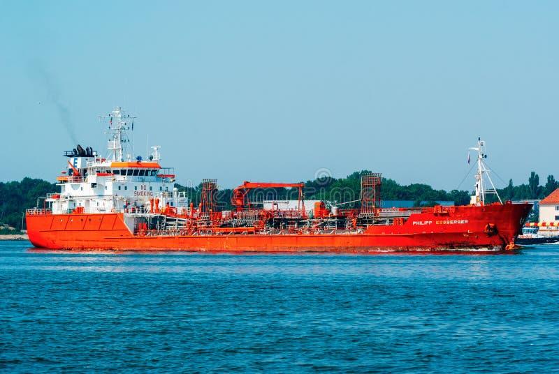 Корабль Baltiysk Россия Philipp Essberger стоковое изображение rf