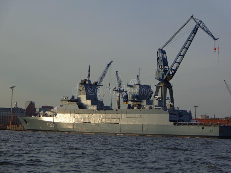 Корабль Craine стоковая фотография rf