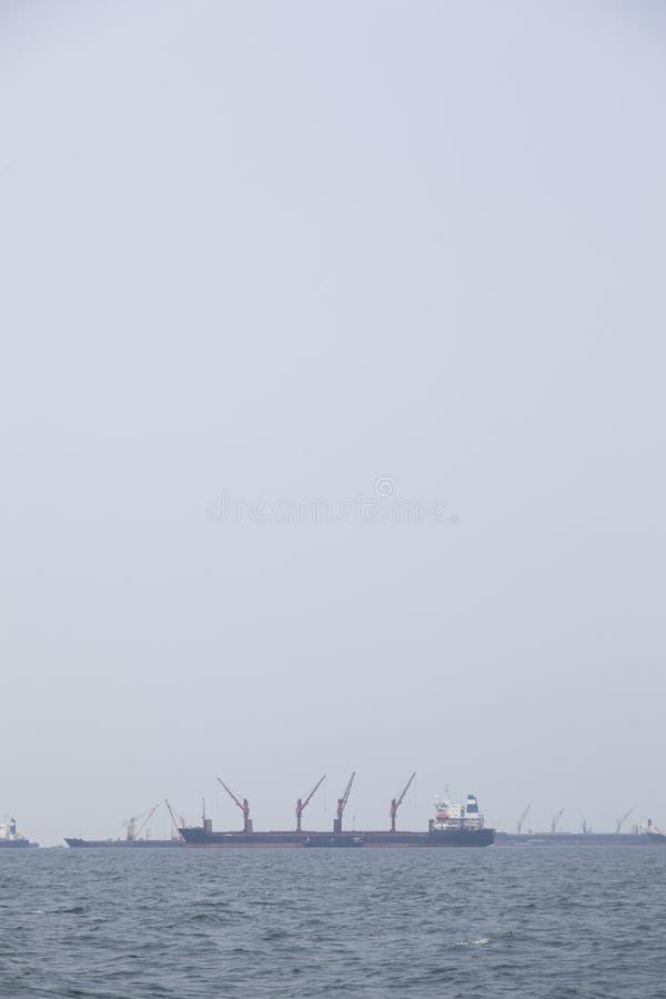 корабль груза большой стоковое фото