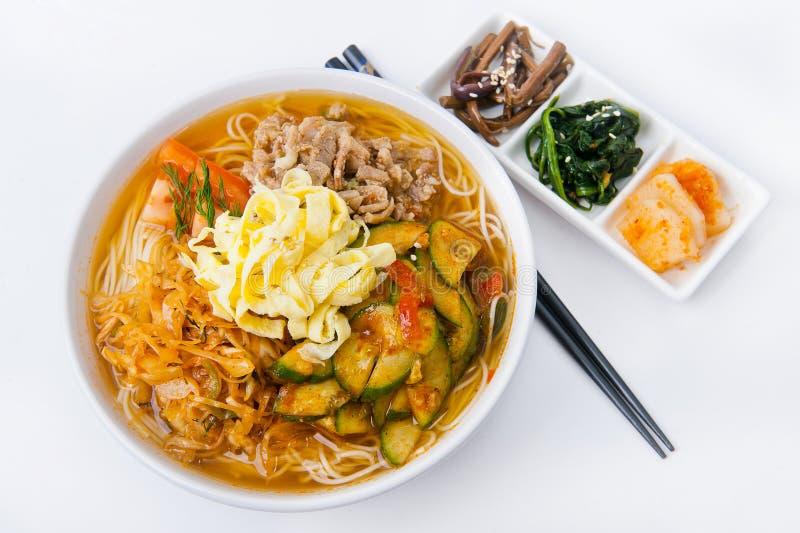 Корейская еда стоковые фото