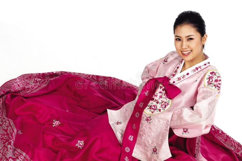 корейская повелительница стоковая фотография