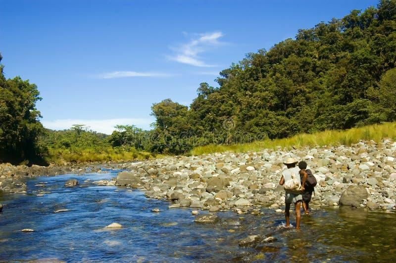 коренной народ стоковая фотография