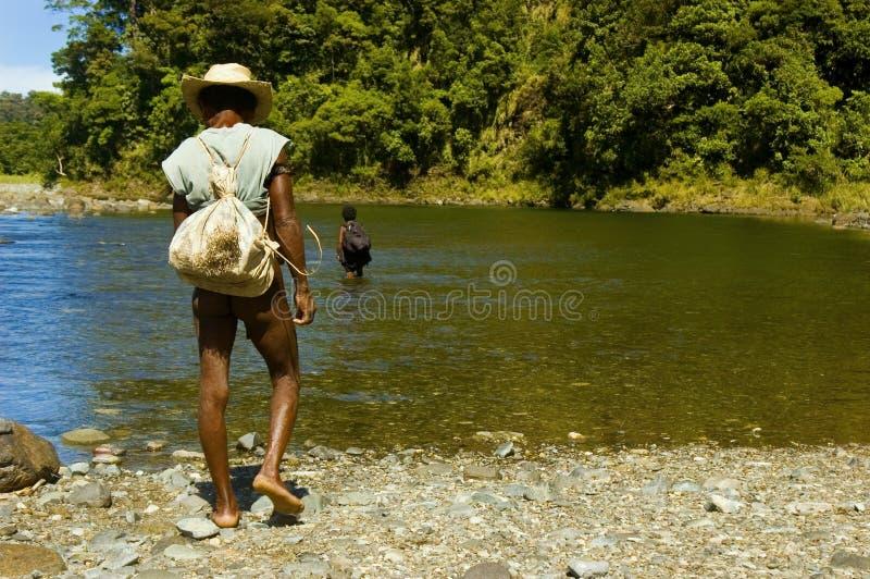коренной народ стоковая фотография rf