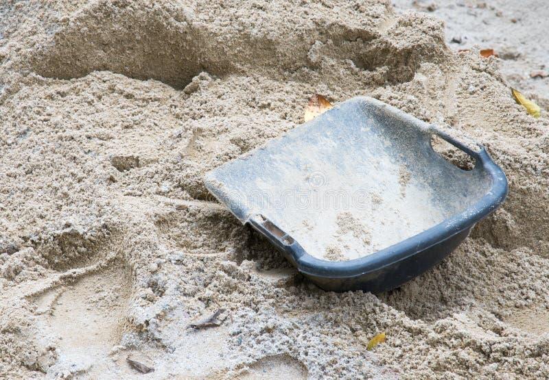Корзина старой раковины clam форменная стоковые фото