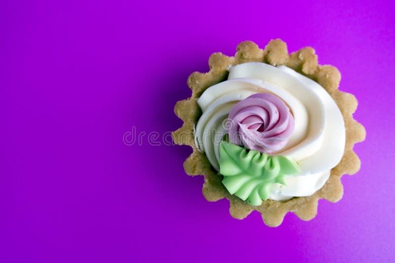 Корзина торта стоковое изображение rf