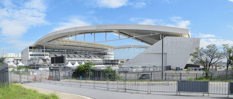 Коринфяне арены стоковое изображение rf