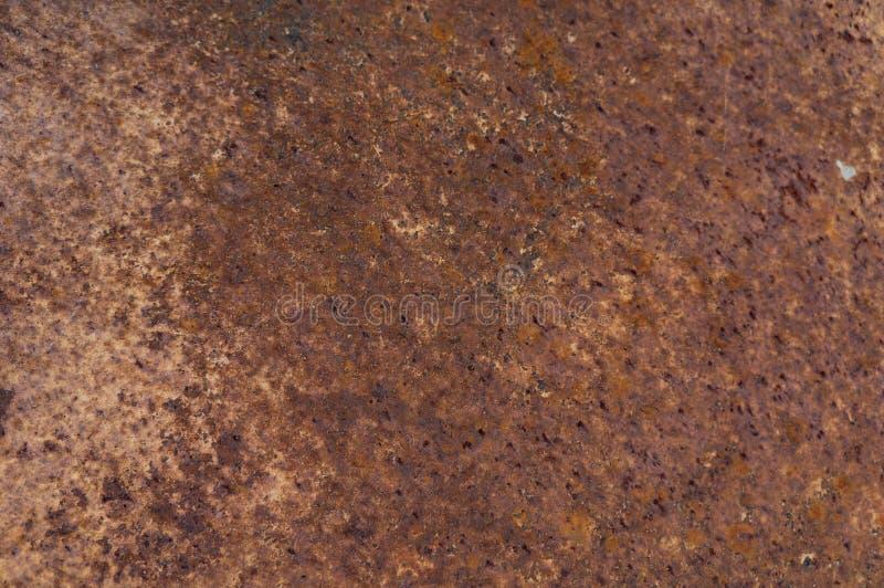 коричневая грязь текстуры окиси стоковое изображение