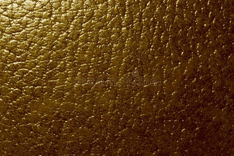 коричневая кожаная текстура стоковое изображение
