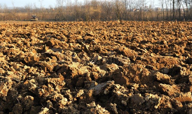 коричневая почва стоковое изображение rf