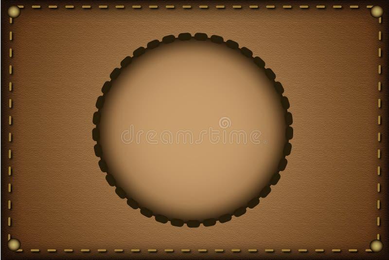 коричневая рамка стоковые изображения rf