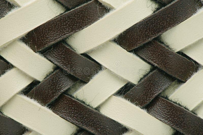 коричневая текстура кожи крупного плана Полезный как предпосылка для дизайна-w стоковые изображения rf