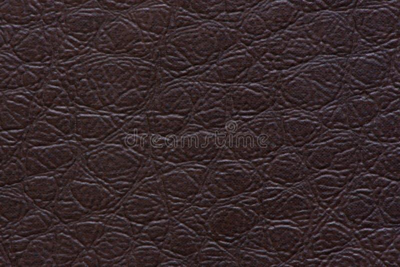 коричневая текстура кожи крупного плана Полезный как предпосылка для дизайна-w стоковое изображение