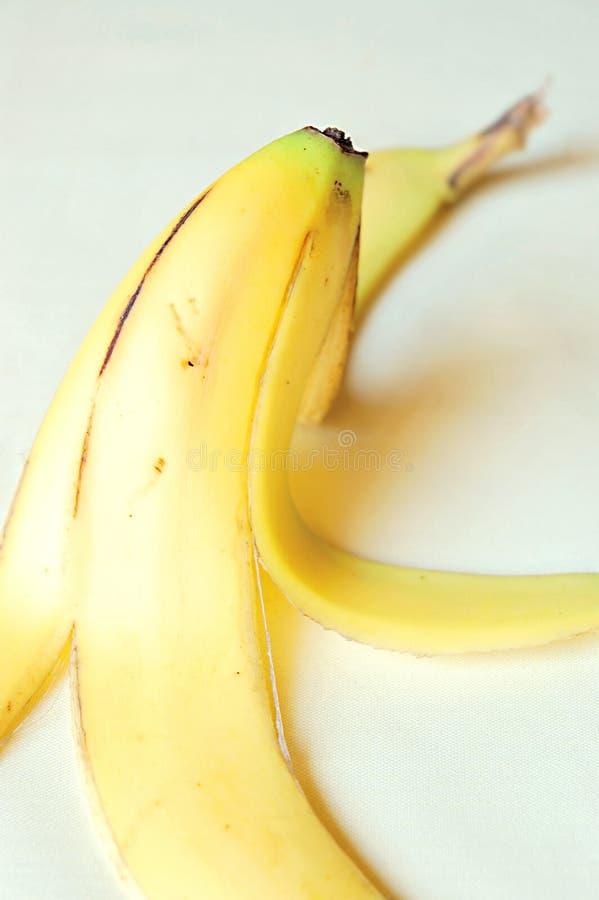 корка банана стоковая фотография