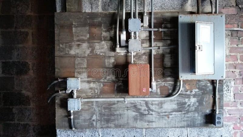 Коробка взрывателя стоковые изображения