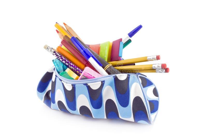 Коробка карандаша стоковое фото