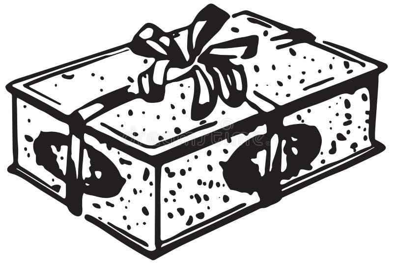 Коробка конфеты бесплатная иллюстрация