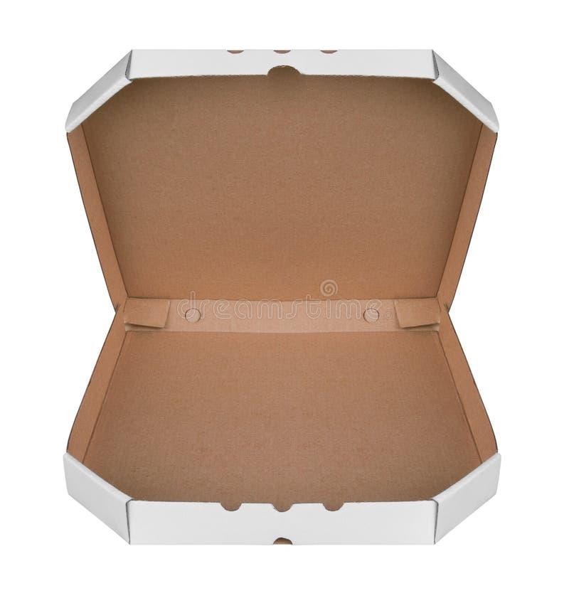 Коробка пиццы стоковая фотография rf