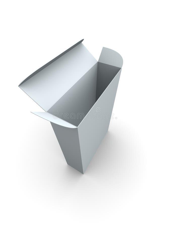 коробка иллюстрация вектора