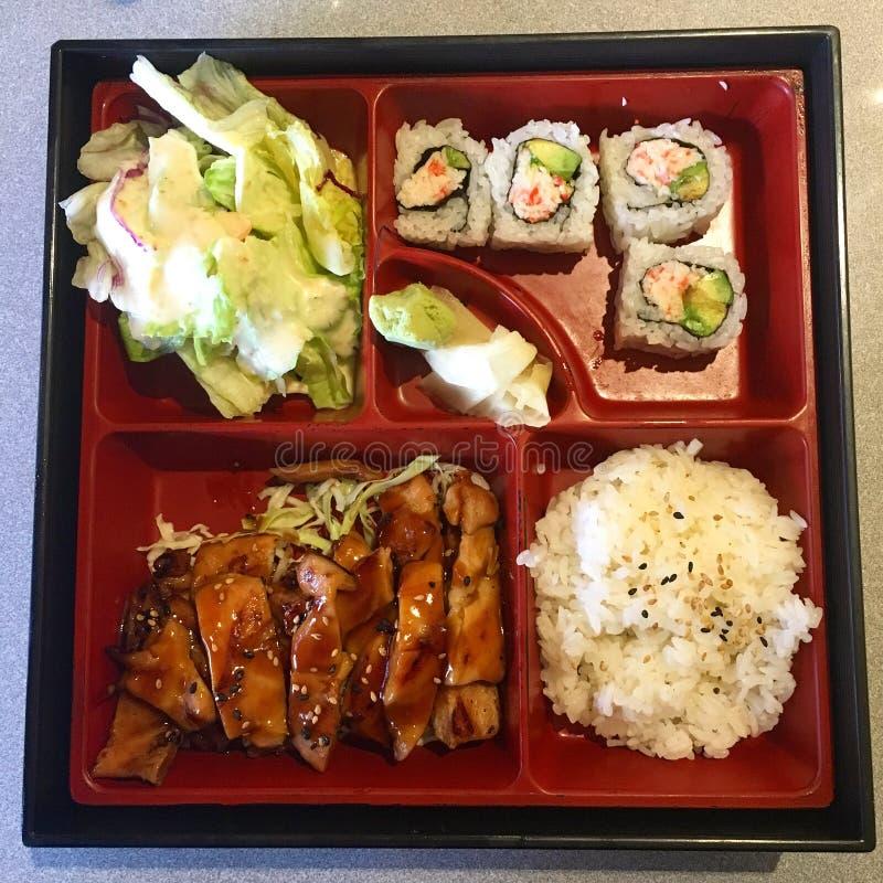 Коробка Bento стоковые фото